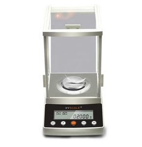 sensitive weighing balance scale parts scales manufacturing 110g 0.0001g with internal calibration