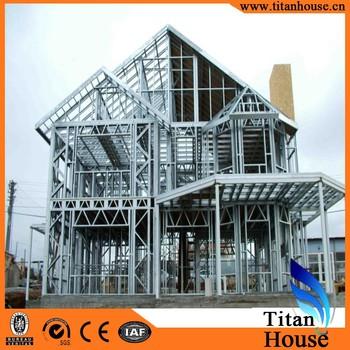 Prefab Homes Mobile Steel Framing House Plans