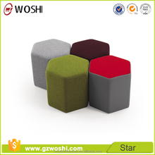 Hot -sale high quality high top stool,bentwood ottoman stool