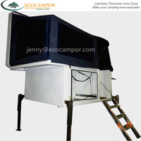 pickup truck trailer canopy for off road truck