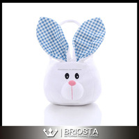 Wholesale Monogramed Personalized Easter Bunny Baskets