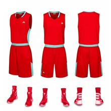 Jugend Uniformen Großhandel Billig Reversible <span class=keywords><strong>Basketball</strong></span> Uniformen Neue Design <span class=keywords><strong>Basketball</strong></span> Trikots