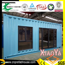 china high quality sandwich panel 40ft container house family living