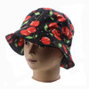 Custom wholesale cheap sublimation printed bucket hat and cap