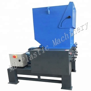 Scrap Plastic Crushing Machine Grinder Plastic Recycling Machine For Waste Pet Bottle LDPE Plastic