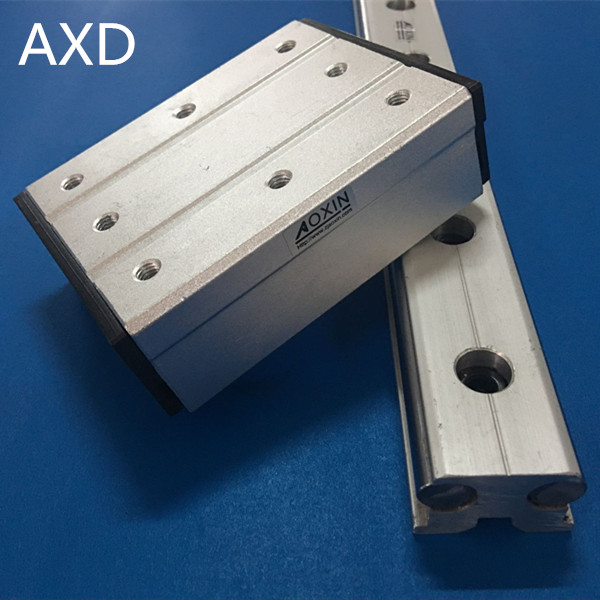 linear motion guide rail, AXD linear guide for cnc machine
