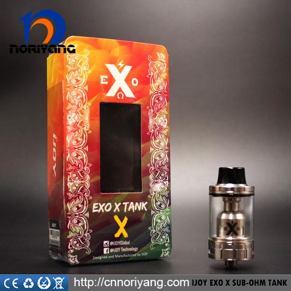 Authentic IJOY EXO XL Sub Ohm Tank Clearomizer 5ml