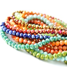 Charm Glass Beads Crystal Beads For Jewelry Making Crystal Beads Manufacturers DIY Accessories