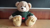 HI CE carnival custom plush bear handmade plush animals