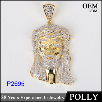Hip hop jewelry silver iced out cz solid back micro jesus piece hip hop jewelry silver iced out cz solid back micro jesus piece chain pendant aloadofball Images