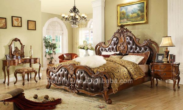 bedroom set with mirror headboard suppliers manufacturers king size