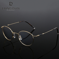 New arrivals 2018 titanium optical frames wholesale eyewear glasses