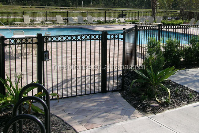 Latest metal modern gates and iron fences design buy