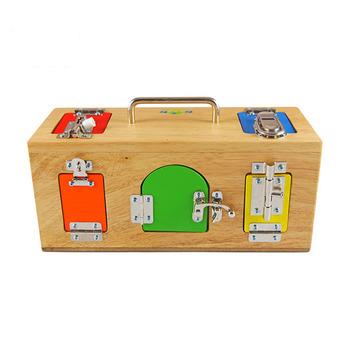 Großhandel Vorschule Montessori Material Spielzeug Kleinkind ...