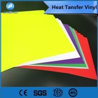 White Color garment paper cheap heat press vinyl