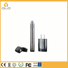 2015 New Practical design EVOD cigarette ,Variable Voltage EVOD TWIST Battery, 1300mAh EVOD TWIST