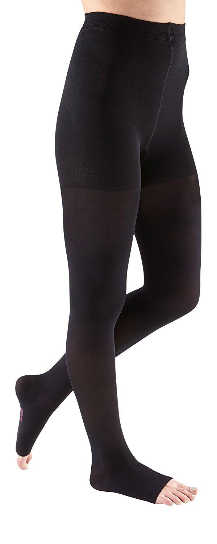 Open toe compression pantyhose, teenage anal sex cumshot