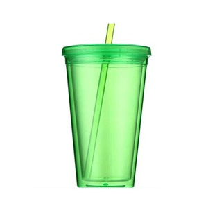 Personalized Acrylic Cups With Straws Supplieranufacturers At Alibaba