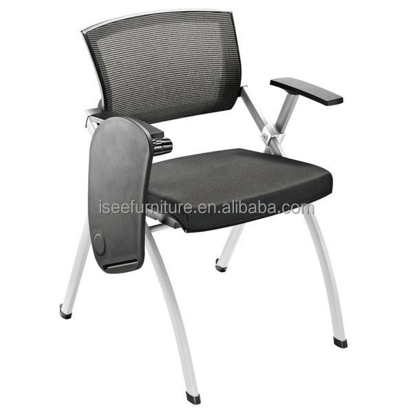 salle de formation de aluminium conf rence chaise pliante avec tablette critoire ih821 chaise. Black Bedroom Furniture Sets. Home Design Ideas