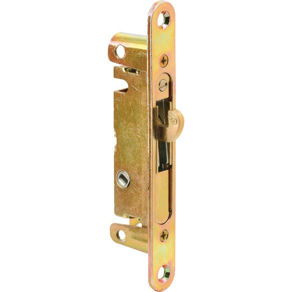 Prime-Line Products 154029 Sliding Door Mortise Latch with Adaptor Plate