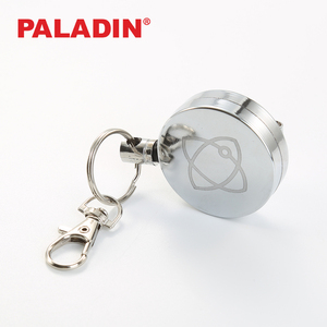 PALADIN Fly Fishing Anglers Retractable Key Chain Tools / Retractor / Zinger