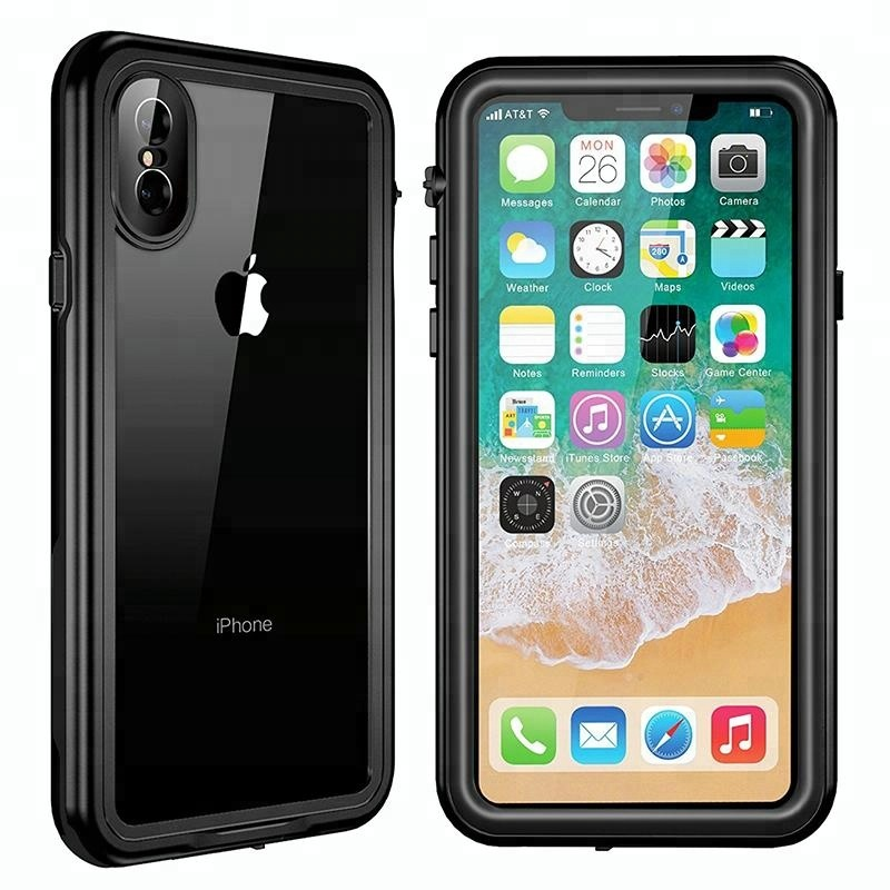 For iPhone Xs Waterproof Phone <strong>Case</strong>, Shenzhen OEM Full-body Rugged Cell Phone Protective Cover <strong>Case</strong> for iPhone X / Xs 5.8 inch