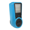 Electricity Usage Monitor Power Meter Plug Home Energy Watt Volt Amps Wattage Consumption Analyzer with Digital LCD