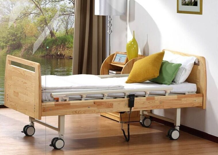 Best healthcare hospital bed for aged person CE ISO13485 DB-4