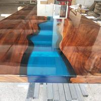 Factory Supply long square coffee table and home furniture