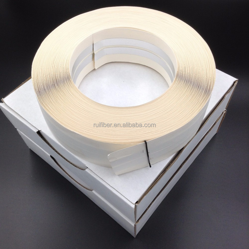 OEM 50mm*30m Flexible Aluminum Metal Corner Tape for angle