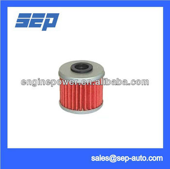 Oil Filter 15412-men-671 For Honda Crf150,Crf250,Trx450,Crf450 ...