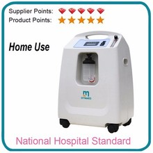 5L home use low price medical use oxygen concentrator/generator