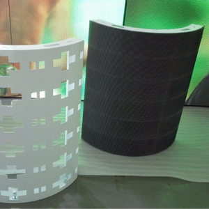Flexible led display Indoor soft curtain 1/8 scan LED P6.66mm panel