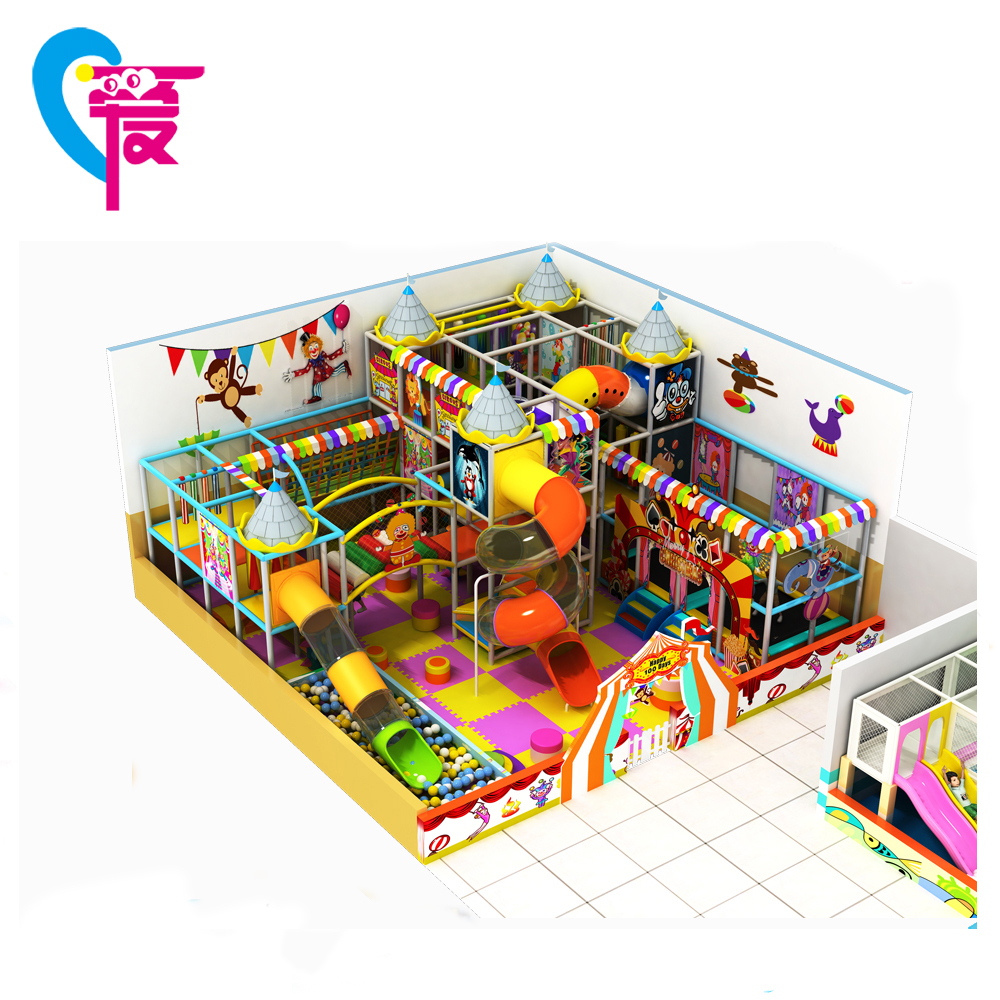 A-15218 Funny Design Soft China Manufacture Children Commercial Indoor Playground Equipment