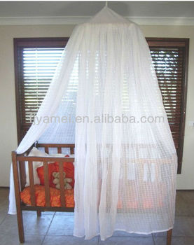 Baby Cot Natural 100% Cotton Mosquito Net Bed Canopy & Baby Cot Natural 100% Cotton Mosquito Net Bed Canopy - Buy Baby ...