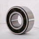 High precision double row angular contact bearing 3200 miniature ball bearing 10X30X14.3 mm
