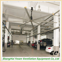 Environmental protection & saving power large ceiling fan