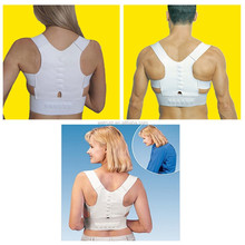 Magnetic Posture Corrector Elastic Belt Back Support Belt