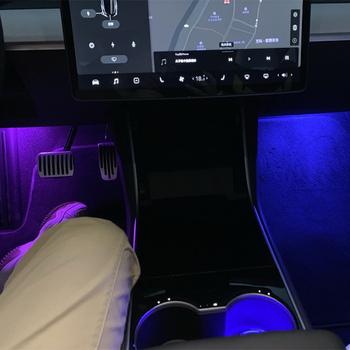 Ultra Bright Replacement Led High Output Interior Light Car Door Lamp Puddle Trunk Light Kit For Tesla Model 3 S X Buy Car Door Lamp Car Light For Tesla Model 3 S X Product
