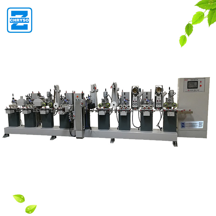 Automatic gesso coating machine | gesso extruder machine | gesso painting machine for sale