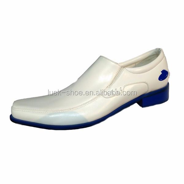 Italian Style Men Church Dress Shoes Pure White Men Wedding Shoes ...