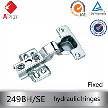 SS 304 or 201 fixed hydraulic hinge 249BH/SE