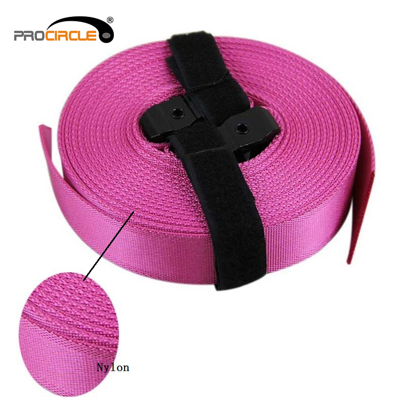 Procircle Customized Fitness Wooden Rings With Strap