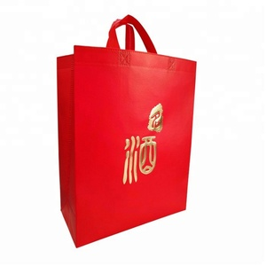 Printed Eco Friendly Tote Grocery Shopping Fabric Laminated Recyclable Custom Packaging Bag,Custom Fabric Bags