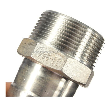 Hose barb Joint Pipe Connection 304 Stainless Steel connector Fittings  sc 1 st  Alibaba & Hose Barb Joint Pipe Connection 304 Stainless Steel Connector ...
