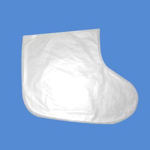 Customized Pe Plastic Rain Shoe Covers