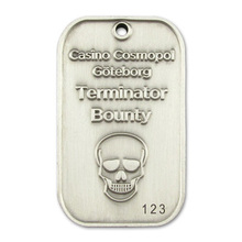 Best selling High quality army dog tags