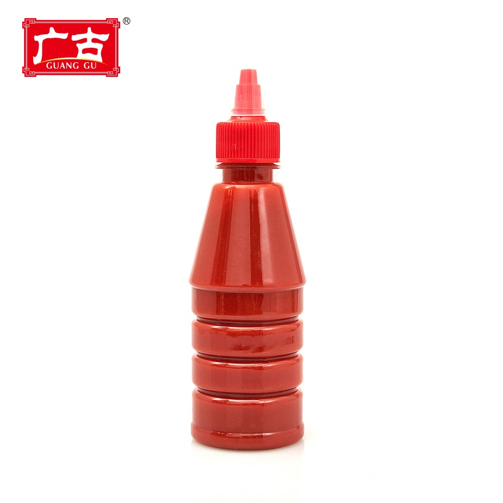 OEM Chili Sauce 230g squeeze-flasche Sriracha Hot Chili Sauce