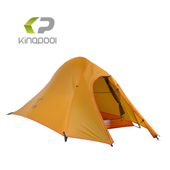 Kingpool Space saving Ultralight winter waterproof tent zelt camping