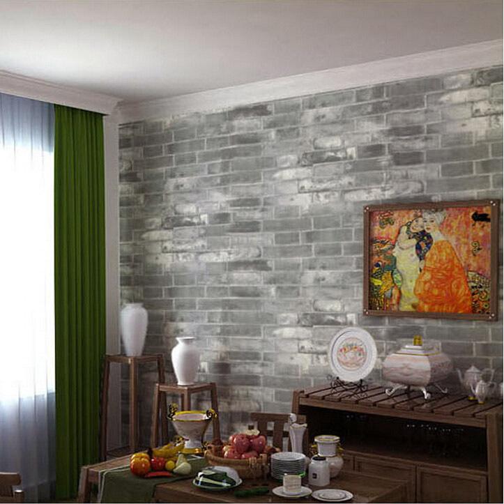 backstein tapete tapezieren verschiedene ideen f r die raumgestaltung inspiration. Black Bedroom Furniture Sets. Home Design Ideas
